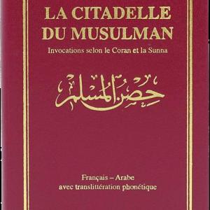 livre-citadelle DU MUSULMAN