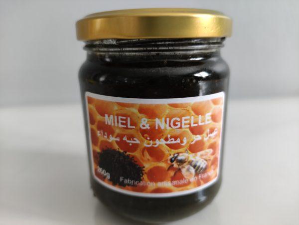miel nigelle coranisé